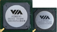 VIA K8M890