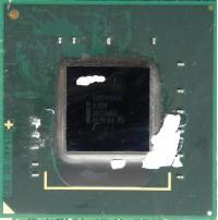 Intel 945GSE Northbridge